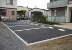 埼玉県 八潮市 駐車場工事