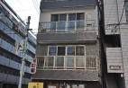 新宿区でのビル改修工事