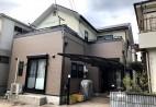 埼玉県 越谷市 外壁・屋根塗り替え工事